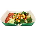 Calories in Subway Chicken Tikka Salad, Nutrition Information ...