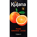 Kulana Pure Orange Juice from Concentrate 1 Litre