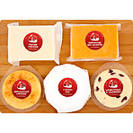 Sainsbury's Classic Cheeseboard Gift Set Cornish Brie