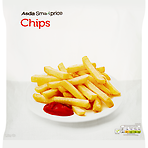 Asda Smart Price Chips 1.5kg