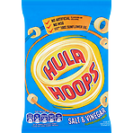 calories in hula hoops salt vinegar flavour potato rings 34g nutrition information nutracheck. Black Bedroom Furniture Sets. Home Design Ideas