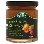 Arran Fine Foods Pear & Plum Chutney 190g