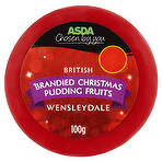 calories in asda chosen by you british brandied christmas. Black Bedroom Furniture Sets. Home Design Ideas