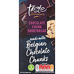 Sainsbury S Belgian Dark Chocolate Shortbread Calories