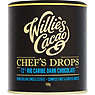 Willie's Cacao Chef's Drops 72% Caribe 150g