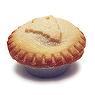 Pie - Mince - Prepared From Recipe