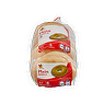 Ahold Plain Bagels - 6 CT