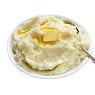 Fast Foods - Potato - Mashed