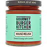 Gourmet Burger Kitchen House Relish 190g