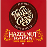 Willie's Cacao Peruvian Chulucanas 70 Hazelnut Raisin 50g