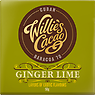 Willie's Cacao Cuban Baracoa 70 Ginger Lime 50g
