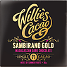 Willie's Cacao Madagascan Gold Sambirano 71 80g