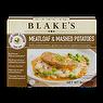 Blake's Meatloaf & Mashed Potatoes
