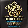 Willie's Cacao Venezuelan Gold Rio Caribe 72 80g